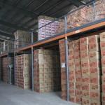 قفسه بندی انبار شرکتهای مواد غذایی