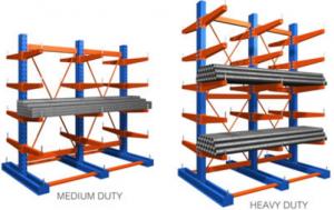 قفسه بندی فلزی کانتیلور